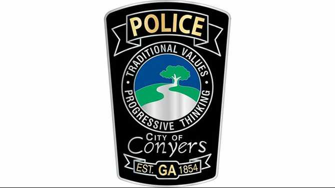 Conyers Police stop burglary attempt, leads to chase