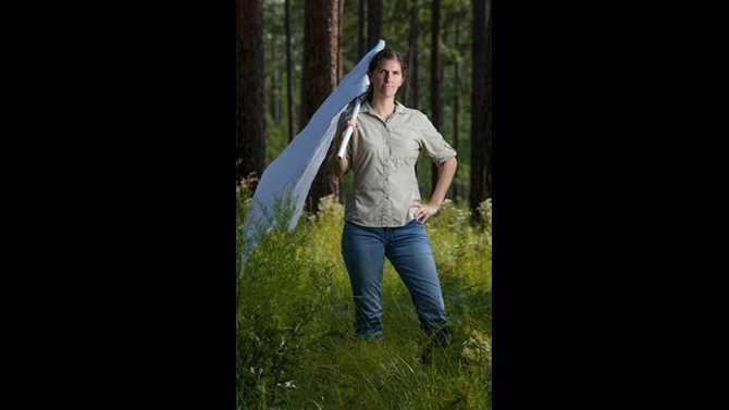 Ticked: Oxford professor looks at tick populations