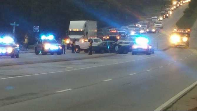 Crashes close GA Hwy 20 Thursday in south Rockdale