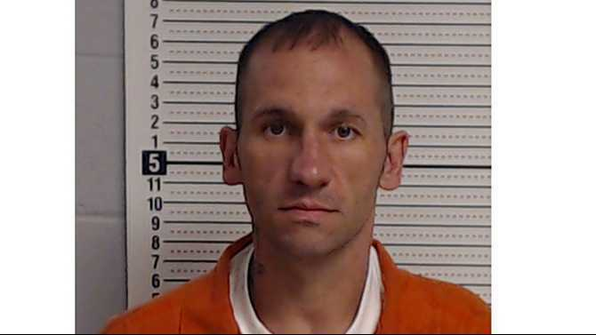 Escaped inmate Tim Ward captured