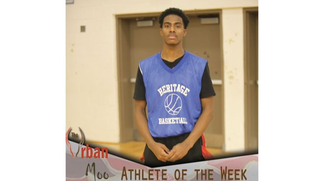 Thomas is HHS athlete of the week