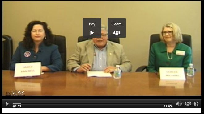 VIDEO: BOC Post 2 Candidates