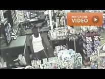 Texaco Burglary - September 12, 2014