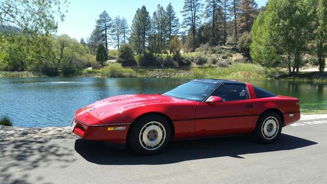 C & K Motor Car Sales, Inc: 1987 Chevrolet Corvette - Hudson, FL