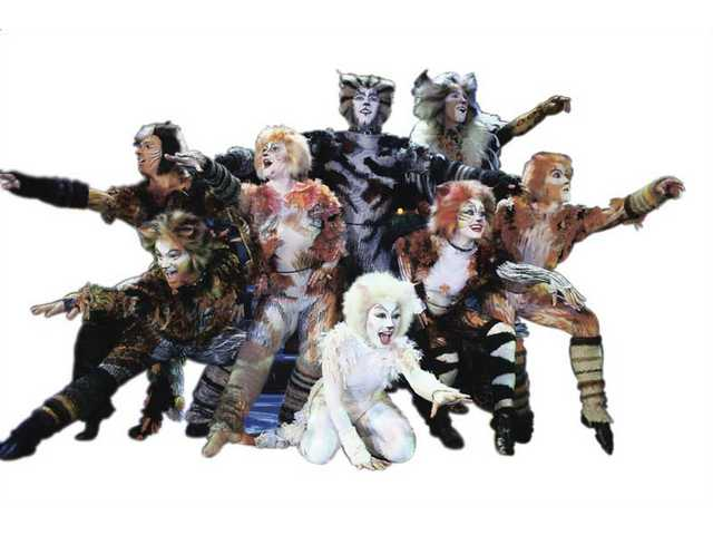 """Cats"" will play at the Pantages Theatre from March 9 to March 21."