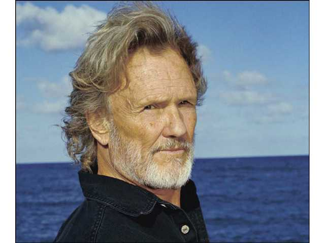 Kris Kristofferson performs at the Santa Clarita Performing Arts Center on Jan. 16.