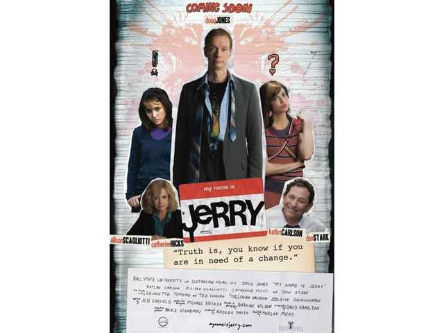 """My Name is Jerry,"" staring local resident Doug Jones, is one of the featured films at the SCV Film Festival. It screens at 7 p.m. on Saturday, Jan. 9 at the Repertory East Playhouse in Newhall."