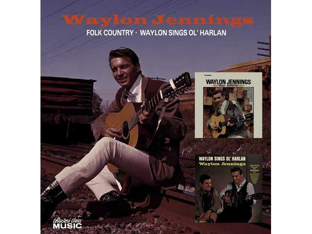 Folk Country and Waylon Sings Ol' Harlan