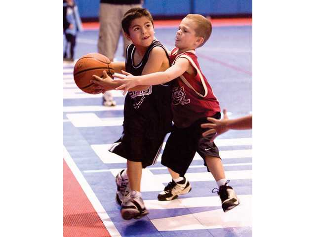 Friendly competition: Kids' basketball leagues