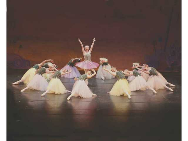"The Santa Clarita Ballet Company produces two shows a year including its popular ""Nutcracker."""