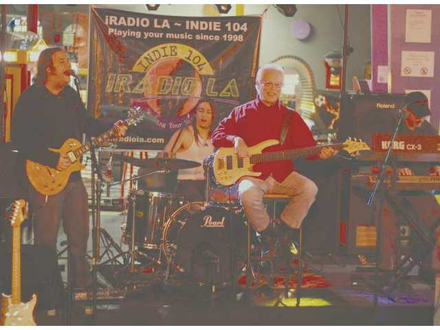 The McGrath Project will perform tonight at the Roast House in Saugus. The band features Gary McGrath (above, left) in addition to Hall of Fame bass guitarist Tim Bogert (center). The band will play 7 p.m. to 10 p.m.