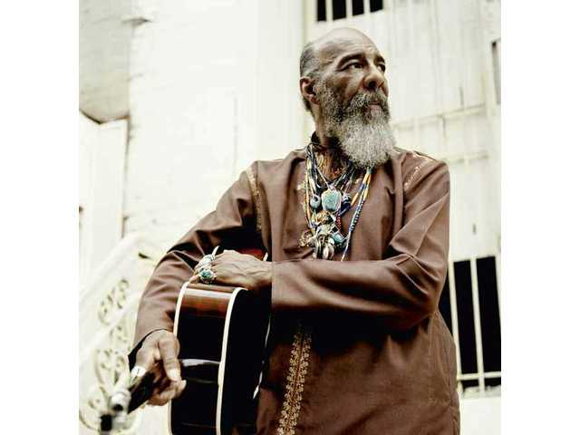 Richie Havens appears Saturday night at the Palmdale Playhouse.