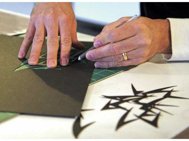 "Artist Isaac Brynjegard-Bialik has been engaged in the traditional Jewish art of papercutting for 15 years. Brynjegard-Bialik will showcase his fine art titled ""Paper Midrash"" at the Merge Jewish Community Center of Orange County from Jan. 24 through Feb. 27."