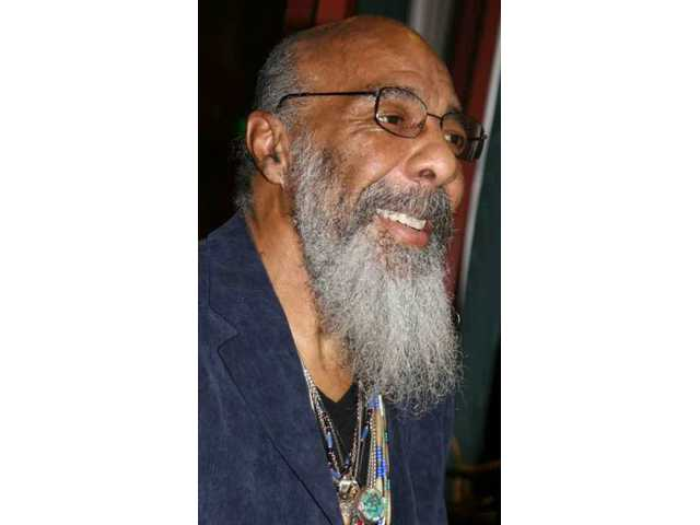 PHOTO UPDATE: Richie Havens: portrait of a legend, Palmdale, Calif., Jan. 24, 2009, three days after his 67th birthday.