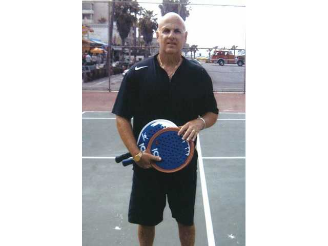 Saugus resident Sol Hauptman will be inducted to the Southern California Jewish Sports Hall of Fame for his achievements in the sport of paddle tennis.