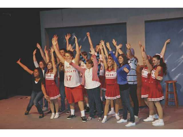 """Disney's High School Musical"" plays at the Canyon Theatre Guild through Feb. 22. Whether you are already a fan of this story or not, the music and infectious energy of the youthful cast will make you smile."