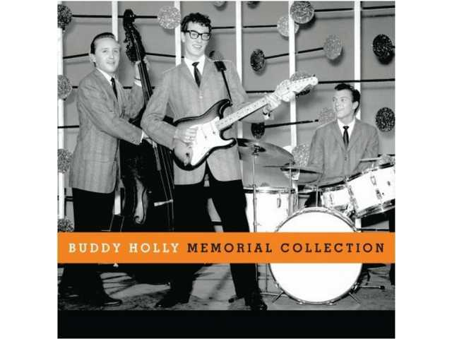 "The ""Buddy Holly Memorial Collection"" presents digitally remastered and undubbed recordings with fellow classmate and original duo partner Bob Montgomery and Holly's backing band and collaborators The Crickets."