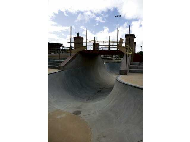 Half-pipe dreams will come true