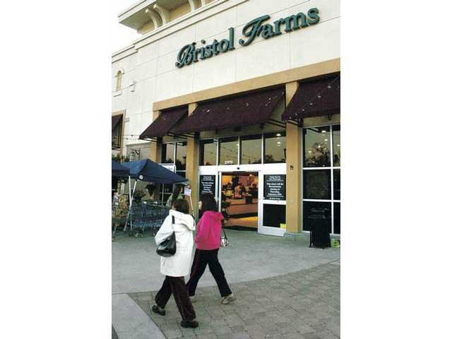 The Bristol Farms market in Valencia's Bridgeport Marketplace is set to close Feb. 25, a store official confirmed Wednesday.