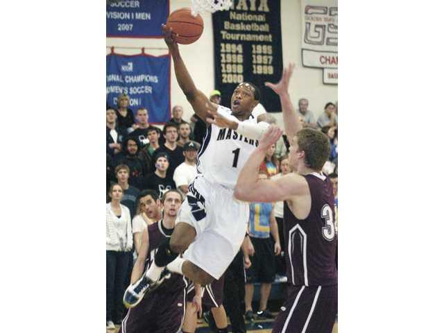 TMC men's basketball: Momentum stopped