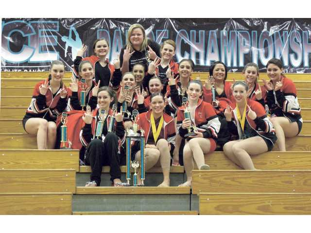 Hart dancers take 13 awards