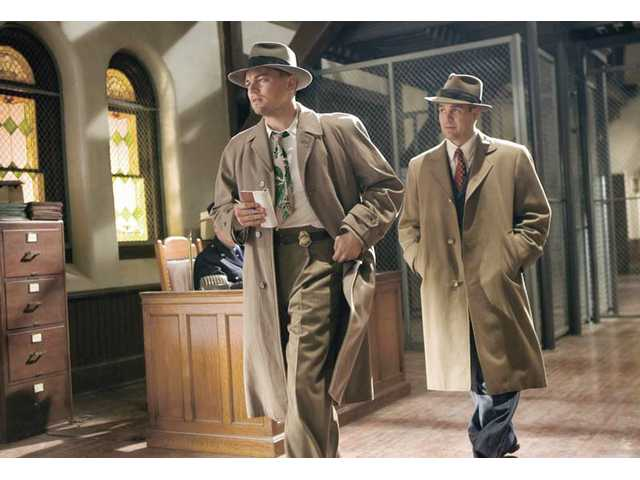 "Leonardo DiCaprio, left, and Mark Ruffalo are shown in a scene from, ""Shutter Island,"" which opens this week."