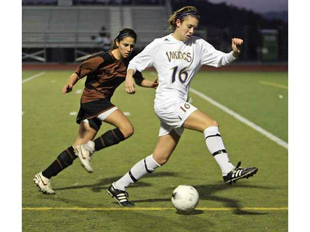 Girls soccer: Vikes plucked from playoffs
