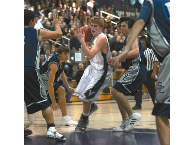 2008 All-Foothill League Boys Basketball Standings
