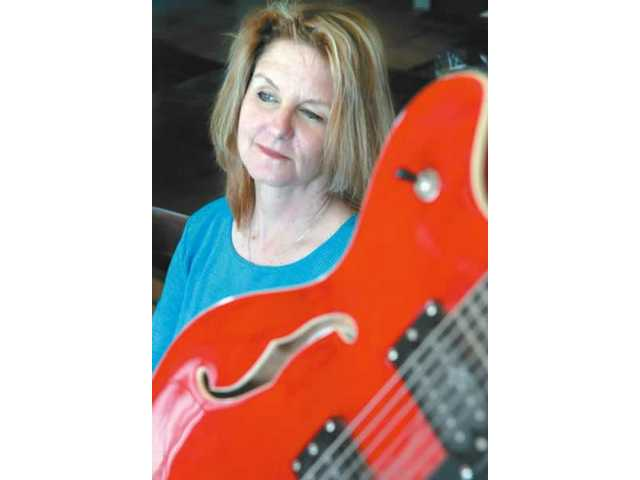A Canyon Country resident, James has been performing country, blues and other music since she was 8.