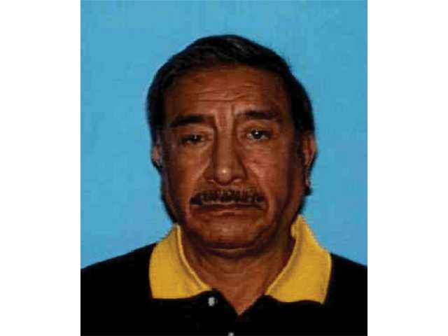 Humberto Lara, 65, suffers from Alzheimer's disease and went missing from his home on Sandy Drive in Canyon Country on Thursday morning. He was found early Friday morning.