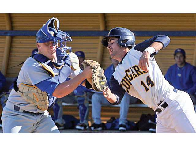 COC baseball: Cougars rusted over