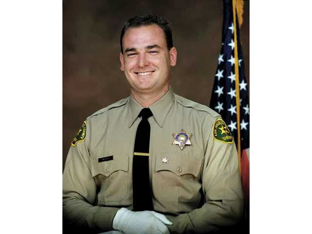 Los Angeles County Sheriff's Deputy David March was shot and killed in the line of duty on April 29, 2002.
