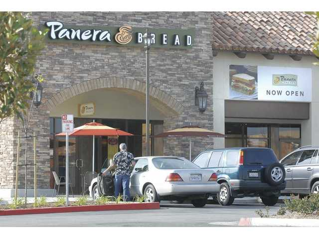 Panera Bread is now open in the Golden Valley Plaza.