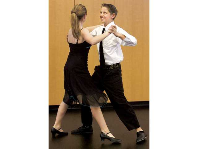 Dancing from classroom to ballroom