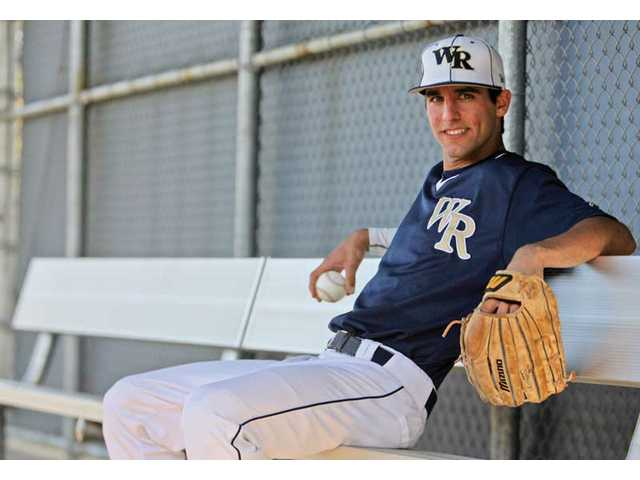 West Ranch's Allen Sarkissian led the Wildcats with a .437 batting average in 2009 and won three games on the mound.
