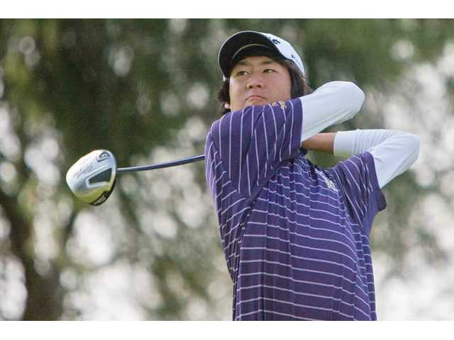 Valencia's Jonathan Chang will be gunning for the Foothill League championship this spring.