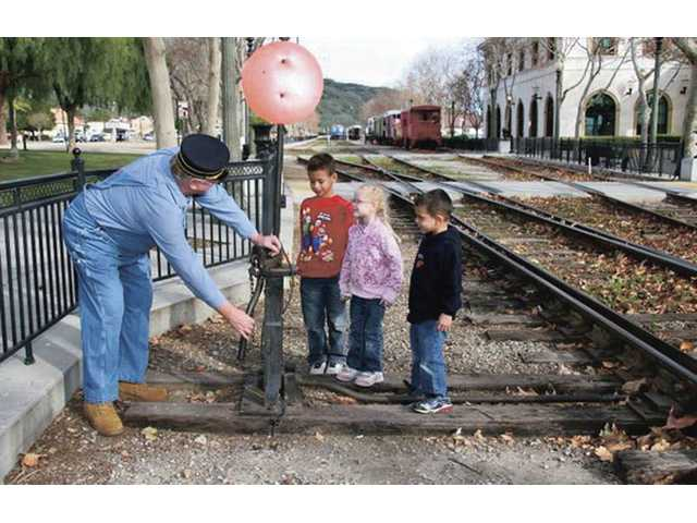 Railfest is fun for the whole family.