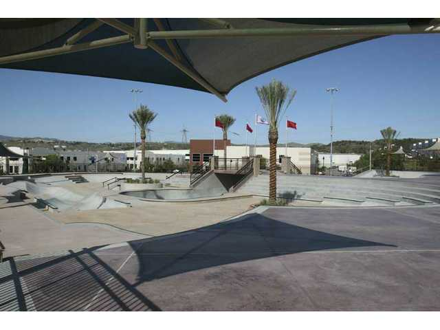 The new Santa Clarita Skate Park is ready for its grand opening today at 3:30 p.m.