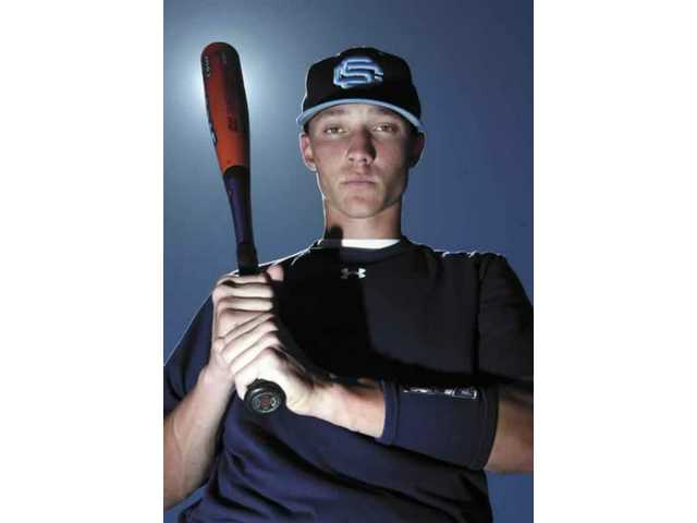 Saugus junior Zachary Vincej has been the starting shortstop for then Centurions since his freshman year. He is hitting .357 so far thi season and has committed to play at Pepperdine.