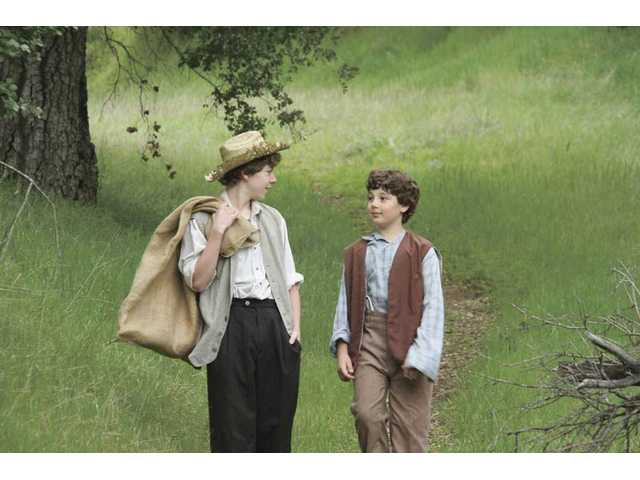 """Tom Sawyer"" begins the double-opener at 2 p.m. Saturday at the Canyon Theatre Guild."