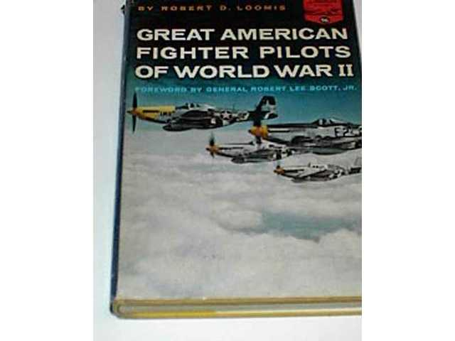 """Great American Fighter Pilots of World War II,"" must reading for youngsters interested in such things."