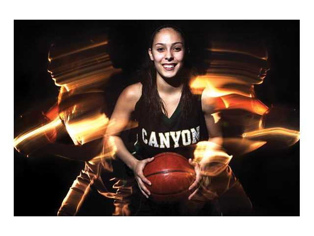 All-SCV Girls Hoops POY Brooke LeMar: Finished strong