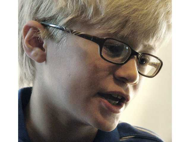 "Adam Solomon, 9, suffers from Kawasaki disease, which initially left him with sensitivities that prohibited him from learning. With Hardy Brain Training, he is now out of special education and doing well at his grade level, with As and Bs on his report cards instead of ""Needs Improvement."""