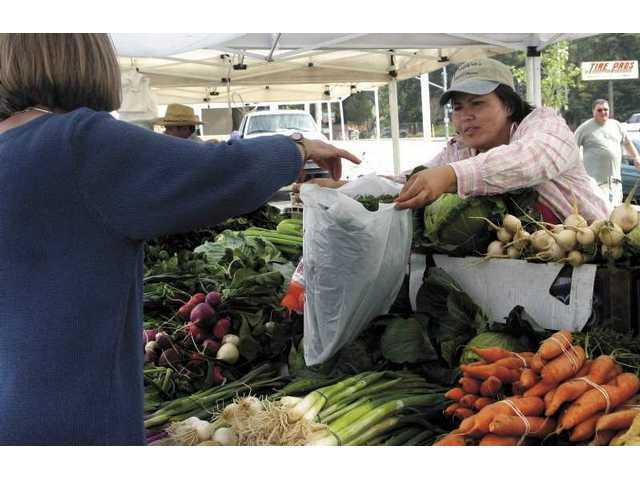New sponsor for Farmers' Market