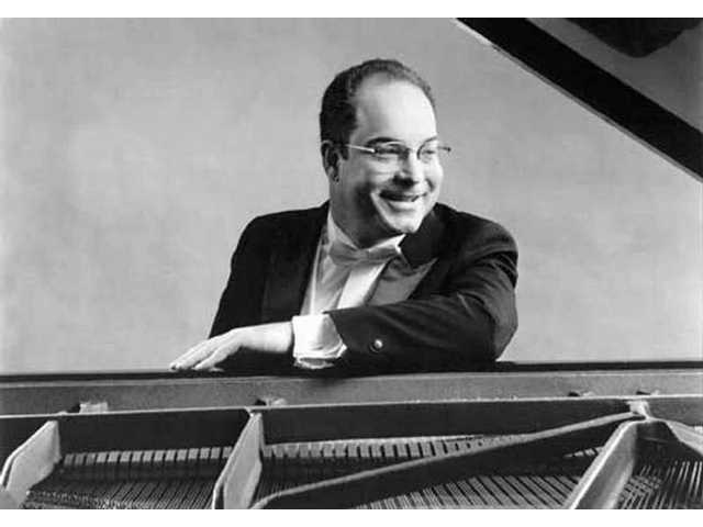 Norman Krieger, an acclaimed pianist, will give a private recital on May 31 as part of Congregation Beth Shalom's Distinguished Performances Series.