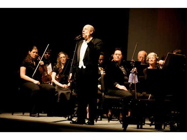 The Master's College Music Department and several professional musicians performed Mozart's Requiem on Thursday at Forest Lawn Hall of Liberty in Los Angeles.