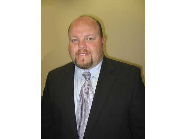 Mark Crawford has been named the new principal of Sierra Vista Junior High School.