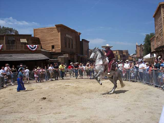 Crowd favorite Benny Martinez will return to the 2009 Cowboy Festival.