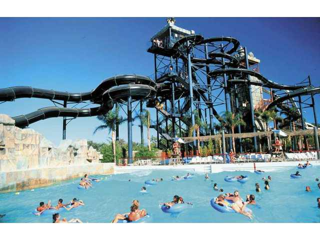 Six Flags Hurrican Harbor will host SCV Appreciation Days on May 3-4.