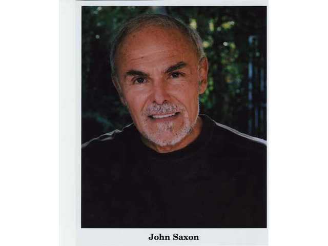 John Saxon is a 2008 Walk of Western Stars inductee, part of the 2008 Cowboy Festival in Santa Clarita.